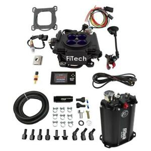 Fitech Fuel Injection Master Kit 35208 Mean Street Efi Force Fuel 800 Hp Black