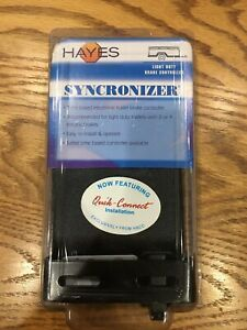 Hayes Syncronizer Light Duty Electric Brake Controller Trailer 81725
