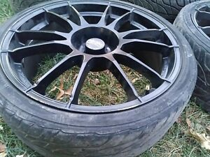 19x8 Oz Racing Ultraleggera 5x100