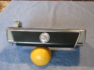 Cadillac Accessory Under dash Tissue Dispenser 1960 1976 Deville Eldorado