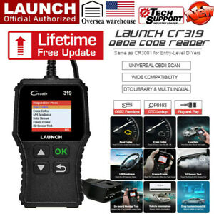 2020new Launch X431 Pro Auto Engine Code Reader Obd2 Ii Diagnostic Scanner Tool