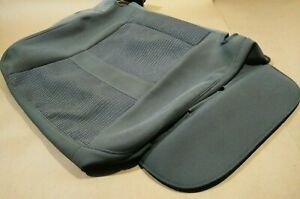 06 10 Dodge Ram Driver Power Seat Cushion Upholstery Lower Cover Skin Wrap Cloth