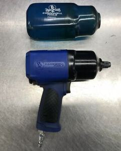 Cornwell Tools Ir c9000 1 2 Pneumatic Impact Wrench Excellent Condition