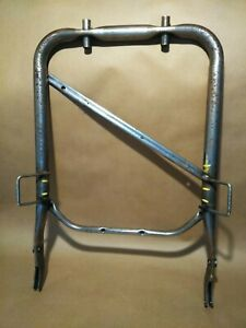 2002 2003 2004 2005 Dodge Ram Upper Seat Lumbar Backrest Back Rest Frame Base Oe