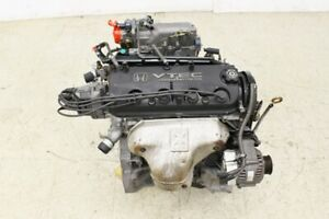 98 99 00 01 02 Honda Accord Engine Jdm F23a Sohc Vtec 2 3l 4 Cylinders F23 Motor
