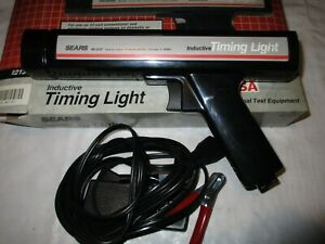 Sears Inductive Timing Light 2137