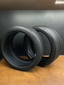 Continental Procontact Tx 265 35 20 Used Tire Tires 6 32nd 60 Set Pair