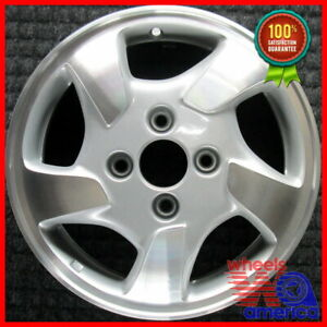 Wheel Rim Honda Accord 15 1998 2000 42700s84a21 42700s84a22 5968755 Oe 63775
