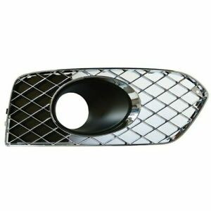 Bentley Bentayga Front Right Bumper Chrome Grill