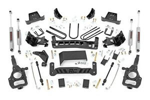 Ford Ranger 5 Suspension Lift Kit 1998 2011 Rough Country 4wd