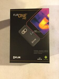 Flir One Pro Thermal Imaging Camera Attachment For Android Micro Usb Brand New