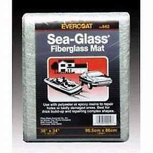 Evercoat Sea Glass Mat Fiberglass 3 Square Yards 100941