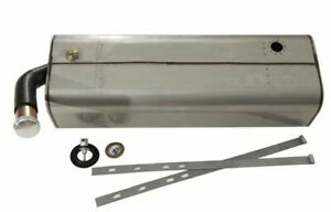 1934 1935 Chevy Standard Stainless Steel 15 Gallon Fuel Tank 34 1 2 X 12 X 10