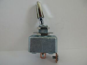 50 Amp On Off Heavy Duty Toggle Switch Universal Car Truck Hot Rod 40004