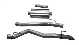 Corsa Performance 21061 Sport Cat back Exhaust System Fits 20 Gladiator
