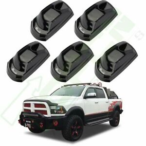 5x Led White For 2017 2019 Ford F250 350 Cab Marker Roof Light Super Duty