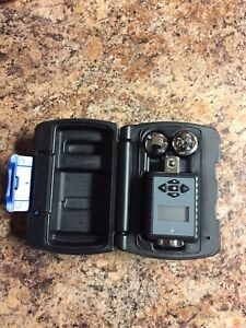 1 2 Dr Digital Torque Wrench Adaptor Micro Meter Ft lb In lb Led Microtorque