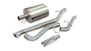 Corsa Performance 24263 Sport Cat back Exhaust System