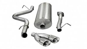 Corsa Performance 14892 Sport Cat back Exhaust System