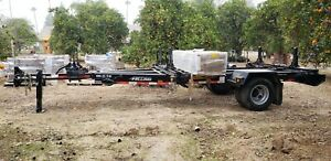 Felling Utility Pole Trailer Ft 12 1 Upt