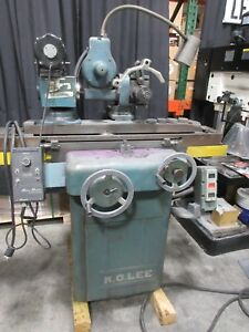 Ko Lee Dakota B6062r Tool Cutter Grinder Universal W 5mt Workhead