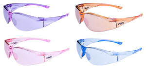 Global Vision Cruisin Color Mirror Safety Glasses Sunglasses Motorcycle Z87