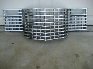 1941 Cadillac Front Grille