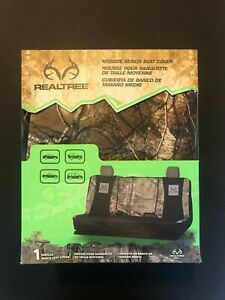 Realtree Midsize Bench Seat Cover Universal Truck Car Auto Camouflage New