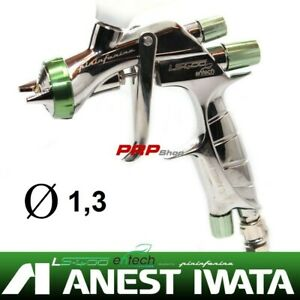 Anest Iwata Ls 400 Entech Ets Supernova Pro Kit Professional Spray Gun 1 3 Mm