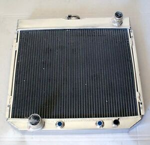 3 Row Performance Aluminum Radiator Fit For 1970 1977 Ford Maverick At Mt New