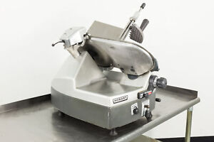 Used Hobart 2912b 12 Automatic Meat Slicer Stock No 517209 517209