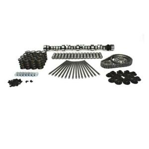 Comp Cams Camshaft Kit K08 432 8 Xtreme Energy Hydraulic Roller For Chevy Sbc