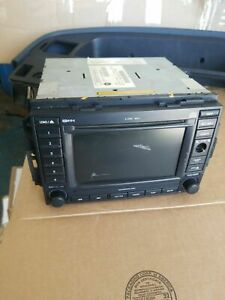 Dodge Chrysler 300 Jeep Factory 6 Disc Dvd Player Navigation Radio As Is Parts