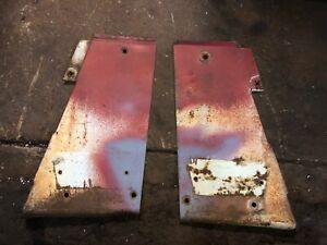 Farmall International 606 Side Panels