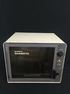 Olympic Warmette Blanket Warmer Model 56910 New Thermostat And Temp Probe