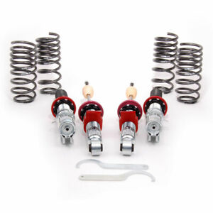 29197 6 H r Street Performance Coilover Kit For 2007 2009 Mazda Mazdaspeed 3