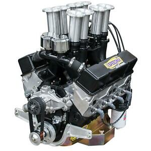 Speedway Motors Racesaver Sbc 305 Chevy Sprint Car Crate Engine