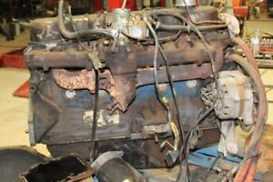 1965 Ford F 100 6 Cylinder Motor Engine Parts C6ae 6015 D