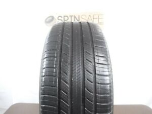 Pair Of Two 2 Used 235 55r17 Michelin Premier A S 99h 7 32 L Dot 1617