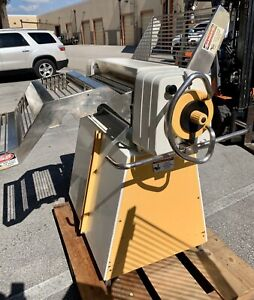 Rondo Sso 68c Dough Sheeter W cutting Mfg 2006 Used Great Condition
