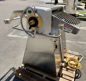 Rondo Sso 68c Dough Sheeter W cutting Mfg 1996 Used Great Condition