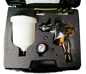 Anest Iwata Ws 400 1401c S1 Supernova 1 4mm With Cup Ws400 Clear Coat Spray Gun