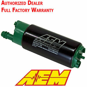 Aem 50 1200 Universal 320 Lph In tank Fuel Pump Kit High Flow E85 Ethanol