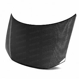 Seibon Carbon Fiber Hood For 2013 2014 Honda Civic 4dr