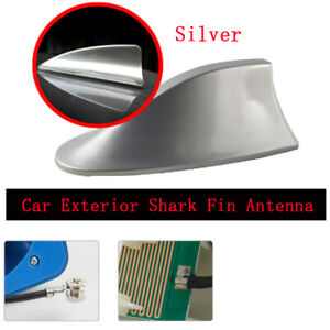Shark Fin Antenna A Good Replacement For Your Old Broke Car Roof Antenna