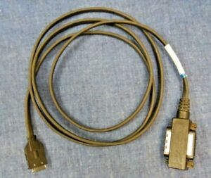 National Instruments 186557a 02 Pcmcia gpib Cable Assembly 2 Meters Card Grip