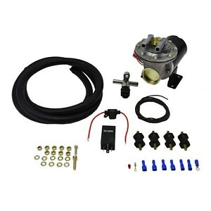 Brake Booster Electric Vacuum Pump Kit 12v