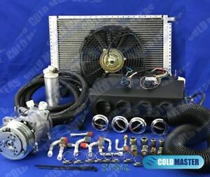Universal Underdash Air Conditioning Kit 432 000dc