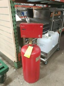 Knight Fire Pcl 350 Commercial Wet Fire Suppression Chem Tanks