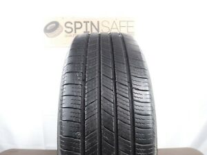 Set Of Four 4 Used 215 60r16 Michelin Defender T H 95h 8 32 L Dot 3017